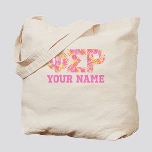 Phi Sigma Rho Letters Tote Bag