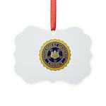Governor-General of Korea Picture Ornament