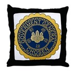 Governor-General of Korea Throw Pillow