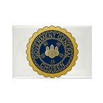 Governor-General of Korea Rectangle Magnet (10 pac