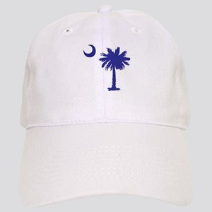 South Carolina Palm Tree State Flag Cap