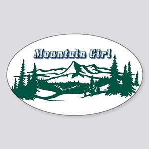 The String Cheese Incident - Mountain Girl Sticker