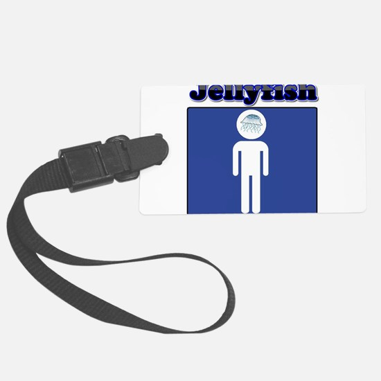SCI - The String Cheese Incident - Jellyfish Luggage Tag