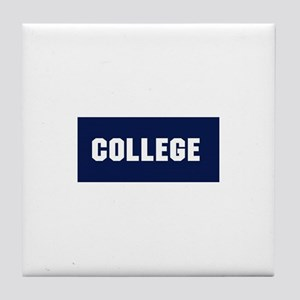 Animal House College Fraternity Frat Tile Coaster