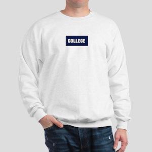 Animal House College Fraternity Frat Sweatshirt