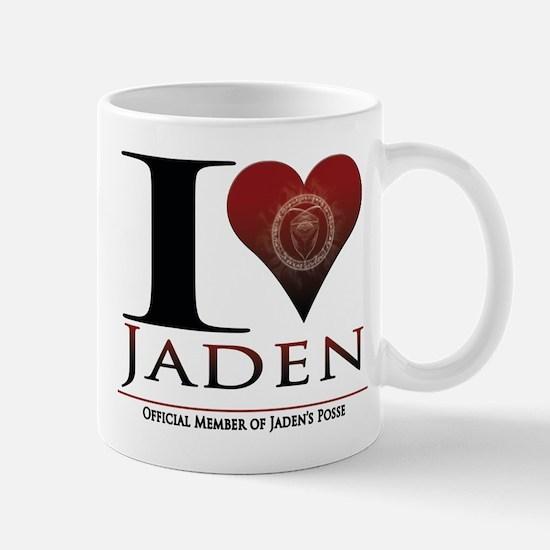 I Heart Jaden Mug
