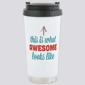 Awesome Looks Like Stainless Steel Travel Mug