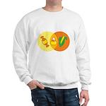 Candy Corn Venn Sweatshirt