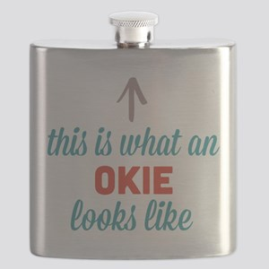Okie Looks Like Flask