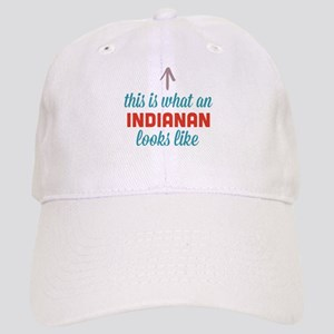 Indianan Looks Like Cap