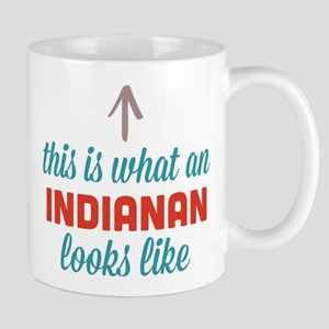 Indianan Looks Like Mug