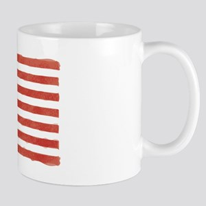 Watercolor USA Flag: Mug