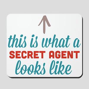 Secret Agent Looks Like Mousepad