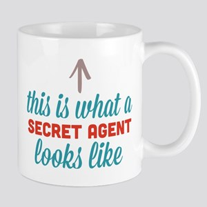Secret Agent Looks Like Mug