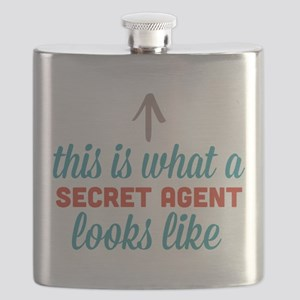 Secret Agent Looks Like Flask