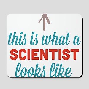 Scientist Looks Like Mousepad
