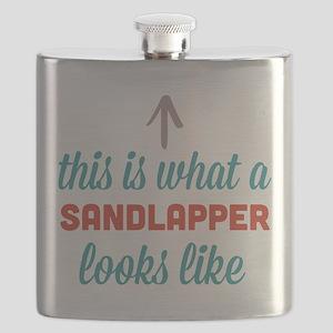 Sandlapper Looks Like Flask