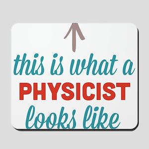 Physicist Looks Like Mousepad
