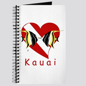 Kauai Dive Journal