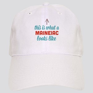 Maineiac Looks Like Cap