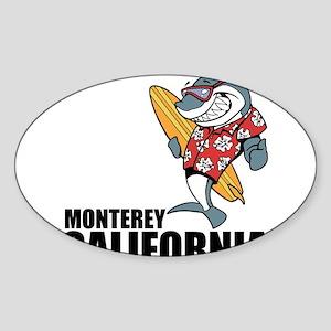 Monterey, California Sticker