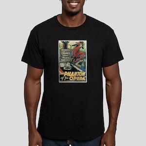 Phantom of the Opera 1925 Men's Fitted T-Shirt (da
