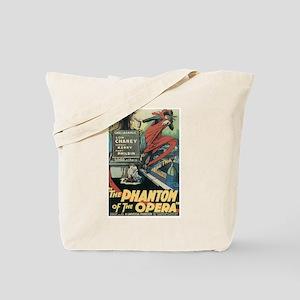 Phantom of the Opera 1925 Tote Bag