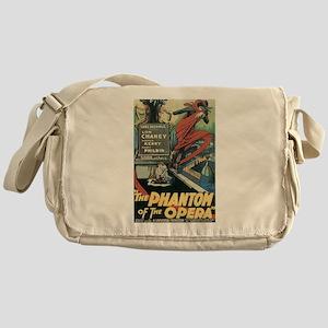 Phantom of the Opera 1925 Messenger Bag