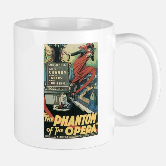 Phantom of the Opera 1925 Mug