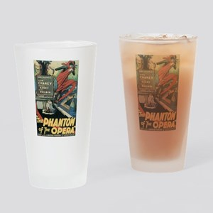 Phantom of the Opera 1925 Drinking Glass