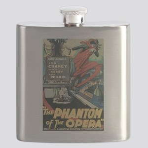 Phantom of the Opera 1925 Flask