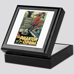 Phantom of the Opera 1925 Keepsake Box