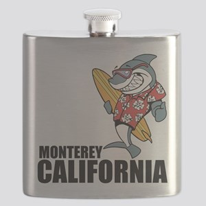 Monterey, California Flask