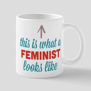 Feminist Looks Like Mug