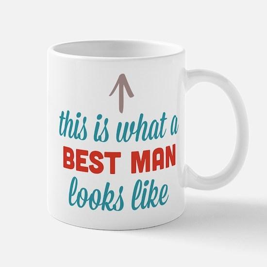 Best Man Looks Like Mug