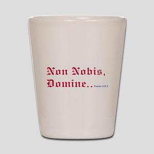 nobis600 Shot Glass