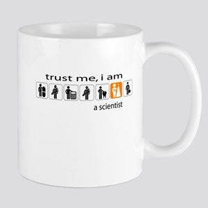 Trust me, I am a scientist Mug