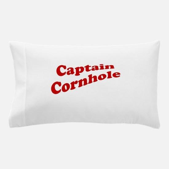 Captain Cornhole Pillow Case