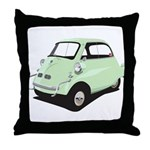 Mutz Isetta Throw Pillow