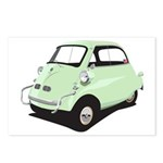Mutz Isetta Postcards (Package of 8)