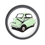Mutz Isetta Wall Clock