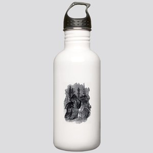 4 Stainless Water Bottle 1.0L