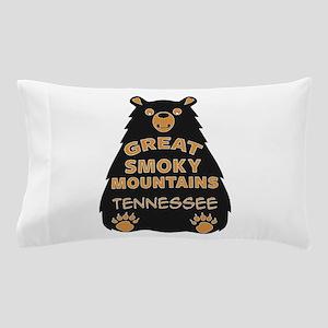 Great Smoky Mountains National Park Te Pillow Case