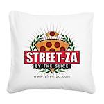 streetzamerchandisefinal Square Canvas Pillow