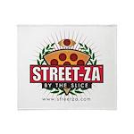 streetzamerchandisefinal Throw Blanket