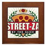 streetzamerchandisefinal Framed Tile
