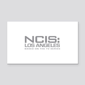 NCIS: Los Angeles Rectangle Car Magnet
