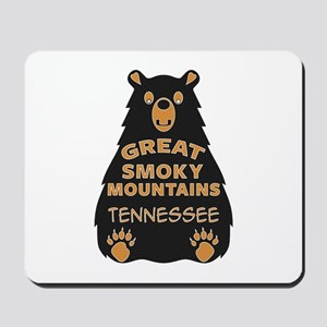 Great Smoky Mountains National Park Tenn Mousepad