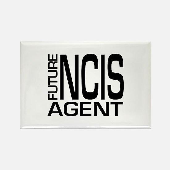 Future NCIS agent Rectangle Magnet