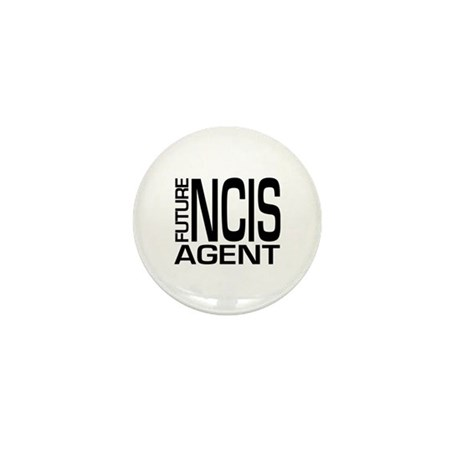 Future NCIS agent Mini Button (100 pack)